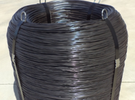 Black Annealed Orbit Coil
