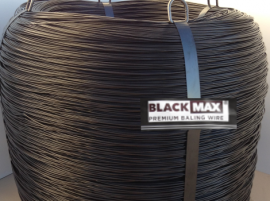 Blackmax ® – Premium baling wire